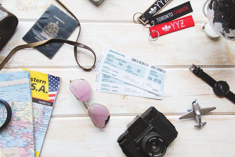 Check list pre-partenza: 7 cose utili più UNA!