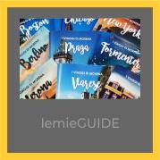 "Vai a ""Le mie Guide"""