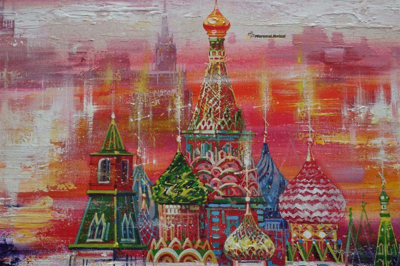 Mosca e la sua incredibile Piazza Rossa