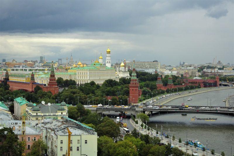 Cosa vedere a Mosca: i tesori della città fortificata del CREMLINO