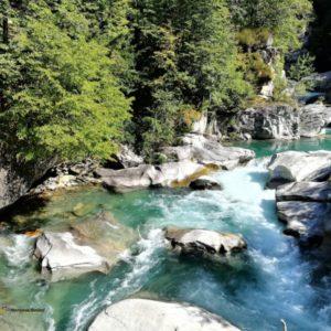 Gli Orridi di Uriezzo: i CANYON del Piemonte e le Marmitte dei GIGANTI